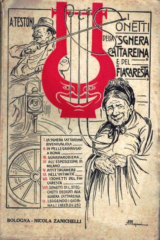 La Sgnera Cattareina e èl Fiacaresta, con sonetti alla Sgnera Cattareina