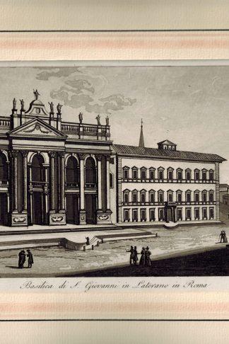 Basilica di San Giovanni in Laterano in Roma