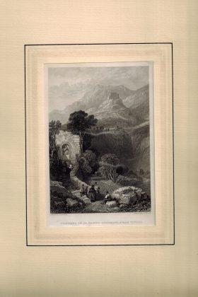 Convent of Il Santo Cosimato, near Tivoli