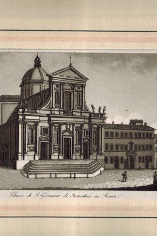 Chiesa di S.Giovanni de' Fiorentini in Roma