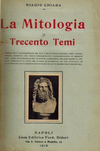 La Mitologia in Trecento Temi