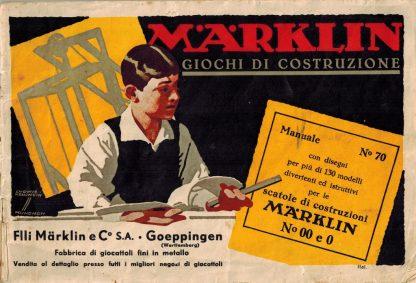 Marklin. Giochi di costruzione