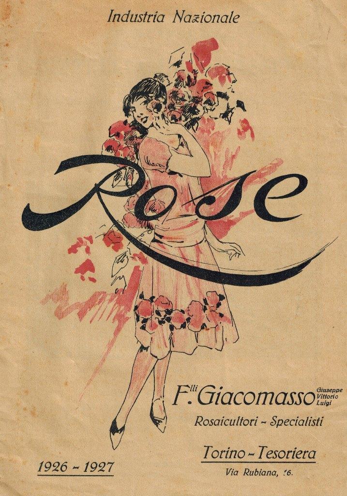 Rose F lli Giacomasso Torino  Industria Nazionale - Studio Bibliografico  Michelotti