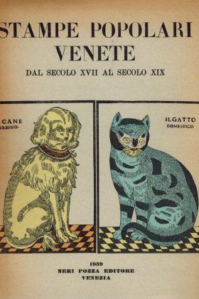 Stampe popolari venete del Secolo XVII al Secolo XIX