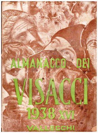 Almanacco dei Visacci 1938-XVI