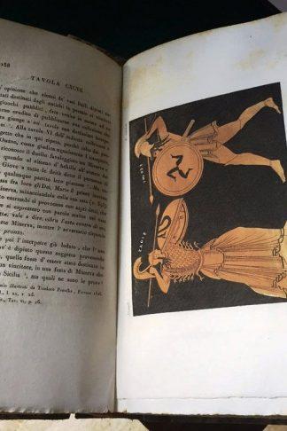 Galleria Omerica o Raccolta di Monumenti Antichi...per servire allo studio dell'Iliade e dell'Odissea