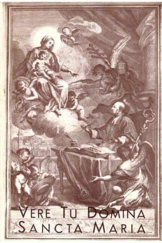 Vere tu Domina Sancta Maria
