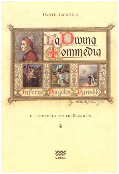 La Divina Commedia illustrata da Attilio Razzolini