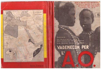 Vademecum per l'Africa Orientale (A.O.)
