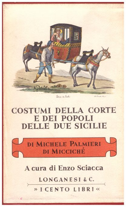 Costumi della corte e dei popoli delle Due Sicilie