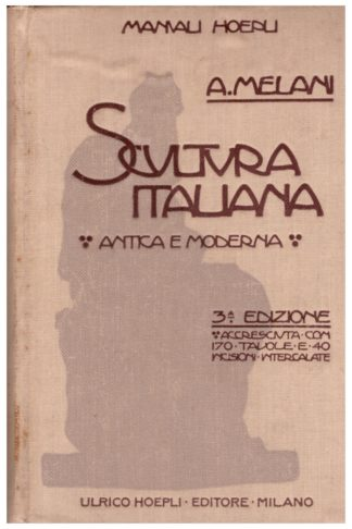 Scultura italiana antica e moderna