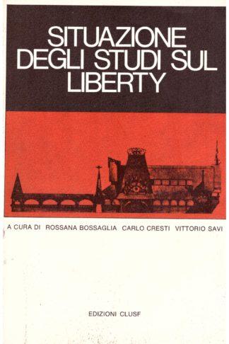 Situazione degli studi sul Liberty