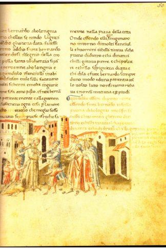 Leggienda dal Beato Messer Sancto Francischo d'Assisi