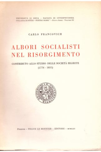 Albori socialisti nel Risorgimento